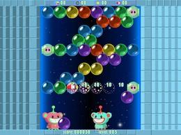 Screenshot von 3 tolle Blasenspiele zum Preis von 1! Klassischer Puzzle- und Arkadenstil! Grenzenloser Spielespaß!