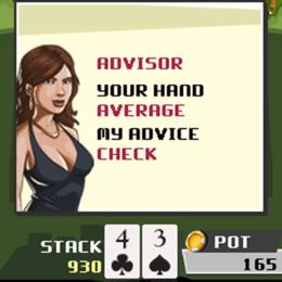 Screenshot von Geh All-In mit dem Texas HoldEm-Bestseller! Verbessere dein Spiel in Showdowns in Top-Kasinos!