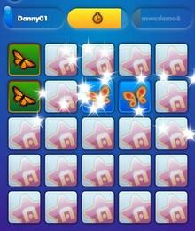 Screenshot von Perfektioniere dein Memory Game. Super spannendes Multiplayergaming für dein Android Handy!