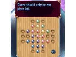 Screenshot von Löse die Rätsel und finde versteckte Objekte, um Mancy beim Zaubern zu helfen!