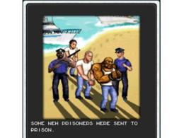 Screenshot von Prisonville, das Gefängnis-Simulationsspiel
