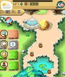 Screenshot von Ernte und züchte, aber Achtung, dies ist keine normale Farm!