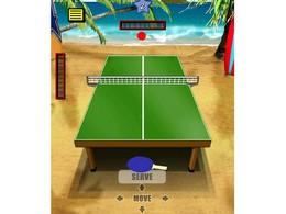 Screenshot von Erlebe die rasante, actiongeladene Tischtennis-Welt von Smash Ping Pong.
