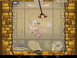 Screenshot von Twist n'Catch ist ein Puzzle/Geschicklichkeitsspiel, in welchem Sie die Rolle von Emmet Black und seinem Kumpanen Sergeant Cookie übernehmen.