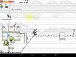 Screenshot von Gelange in den Zeichnungen so schnell wie möglich ins Ziel!