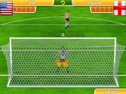 Screenshot von Bist du fit genug, um im Elfmeterschießen zu bestehen?