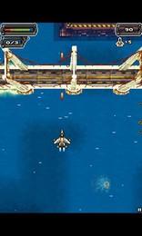 Screenshot von Vernichte in deinem Kampfflugzeug feindliche Ziele zu Lande.