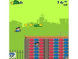 Screenshot von Die Fußballtrainings können ganz schön langweilig sein. Wer hätte schon Lust dazu, immer wieder ringsherum zu laufen?