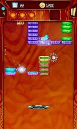 Screenshot von Bereit, einen legendären Klassiker neu zu erleben? Zerschieße & zerstöre Blöcke & bring das Spiel an seine Grenzen!