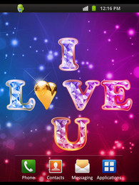 Screenshot von Valentine Design 03