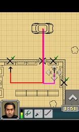 Screenshot von In dieser Kombination aus Strategie- und Puzzlespiel werden die dunkelsten Ecken der Unterwelt aufgedeckt.