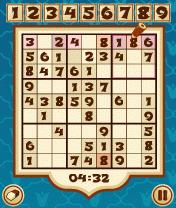 Screenshot von Sudoku Temple