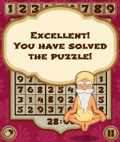 Screenshot von Sudoku Temple