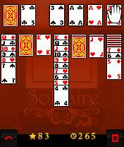 Screenshot von Sexy Cards Topless