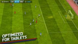 Screenshot von Führe dein Land zum Erfolg - spiele FIFA WM 2014!
