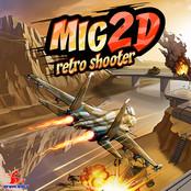 Mig 2D Retro Shooter