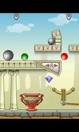 Screenshot von Begegne bei diesem Puzzle-Abenteuer den drei berühmtesten Zivilisationen der Geschichte  Römern, Wikingern und Inkas.