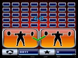 Screenshot von Finde alle Sportspaare und erreiche internationelle sports Ehre in dem Gehirn Training Kartenspiel!