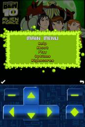 Screenshot von Stell dich deinem ultimativen Feind Vilgax und schlag dich durch in 15 actiongeladene, mit Dronen und Bioids gefüllte Level.