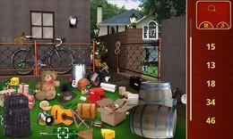 Screenshot von Denkst du, du hast ein scharfes Auge? Dann teste es mit diesem einzigartigen Spiel mit versteckten Objekten!
