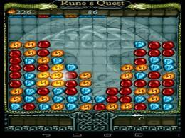 Screenshot von Sammle Runen und nutze dabei Geschicklichkeit, Scharfblick und Strategie.