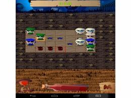 Screenshot von Beseitige Zombies von der Spielfläche