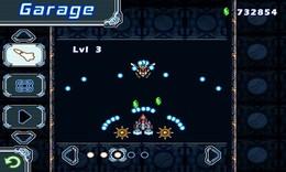 Screenshot von Schieß dir deinen Weg frei durch die mysteriöse Armada, die die Menschheit bedroht.