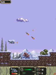 Screenshot von Terroristen sind auch nur Menschen, und sie mögen Skigebiete in ruhigen verschneiten Wintern.