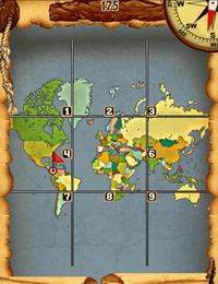 Screenshot von Travel Genius ist das originelle Geografie-Quiz, mit dem du dein Weltwissen auf die Probe stellen kannst. Mach mit!
