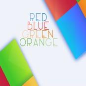 Red Green Blue Orange bestellen!