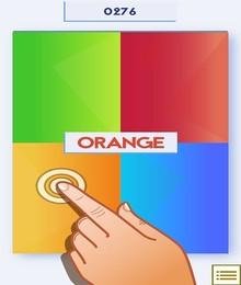 Screenshot von Wähle schnell die Farbe aus, die auf dem Bildschirm steht.