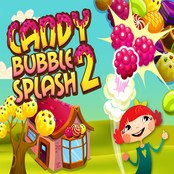 Candy Bubble Splash 2