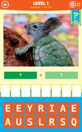 Screenshot von Willkommen im verrücktesten Zoo auf dem Planeten! Mit nicht verwandten Tieren haben wir geheimnisvolle neue Kreaturen erstellt: seltsam, unerwartet und lustig.
