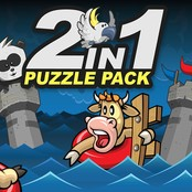 2 in 1 Puzzle Pack