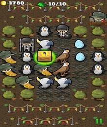 Screenshot von Farm Rescue: Die ganze Farm ist überflutet! Und die Tiere auch! Helfe ihnen ihre Freunde in diesem logischen Puzzle Spiel zu finden. Die Zeit läuft! Zoo Town ist ein klassisches Puzzle Spiel wo du den Größten Zoo aufbaust.