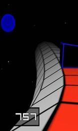 Screenshot von Speedx 3D ist ein total unglaubliches 3D Game. Düse durch ultradynamische Tunnels und stelle dich der ultimativen Herausforderung an deine Reflexe!