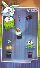 Screenshot von Ein geheimnisvolles Paket ist für dich angekommen. Es enthält ein kleines Monster, das nur eines will  BONBONS!