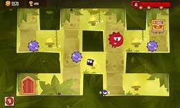 Screenshot von Umgehe Fallen und stiehl das Gold anderer Spieler in dieser einmaligen Mischung aus Plattform-Action und PVP-Mehrspieler-Game.