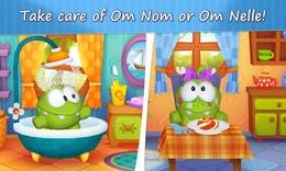 Screenshot von Adoptiere deinen eigenen Om Nom, das süßeste bonbonfressende Monster der Welt!