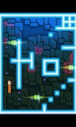 Screenshot von Sammle so viele Pixel wie möglich ohne der Schlange in den Schwanz zu beissen! 45 handgemachte Level & 5 Welten erwarten dich!