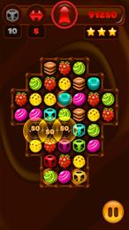 Screenshot von Bilde Dreierreihen aus funkelnden, süßen Juwelen!