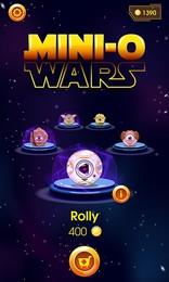 Screenshot von Hilf Luck Starwalker, mehr Münzen zu sammeln und den wütenden Soldaten aus dem Weg zu gehen!