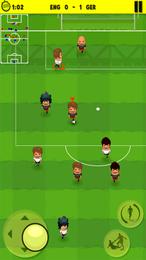 Screenshot von Kannst du die Meisterschaft nicht mehr erwarten? Dann stelle dein Fußballtalent jetzt jederzeit und überall unter Beweis.