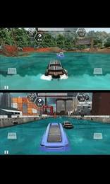 Screenshot von 3-2-1-Vollgas! Zeig deinen Gegnern wie man ein Powerboot wirklich steuertund cruise durch die Kanäle!