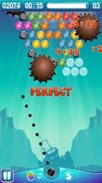 Screenshot von Ein klassisches Arcade-Spiel zum Blasenplatzen!
