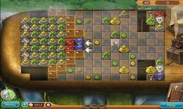 Screenshot von Gruppiere Vögel, um Eier zurückzuerobern!