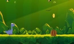 Screenshot von Real Dino King ist auf dem Weg zum Abenteuer Spaß in Dinosaurier Welt!