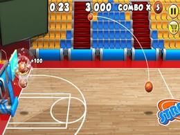 Screenshot von Sehr süchtig und lustig Basket Spiel. Habe Spaß...