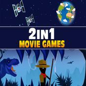 2in1 Movie Games bestellen!