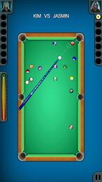 Screenshot von Spiele klassisches 8-Ball-Poolbillard auf deinem Handy!
